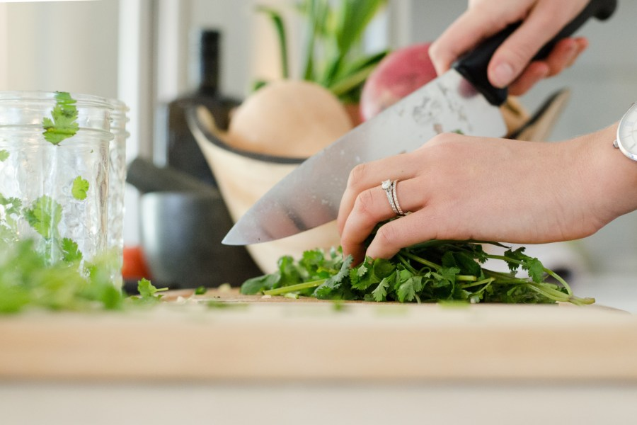 Catering mit Live-Cooking